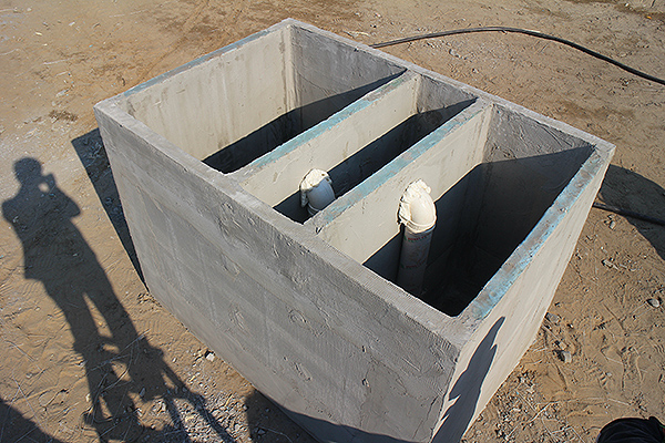 三格化粪池工艺原理